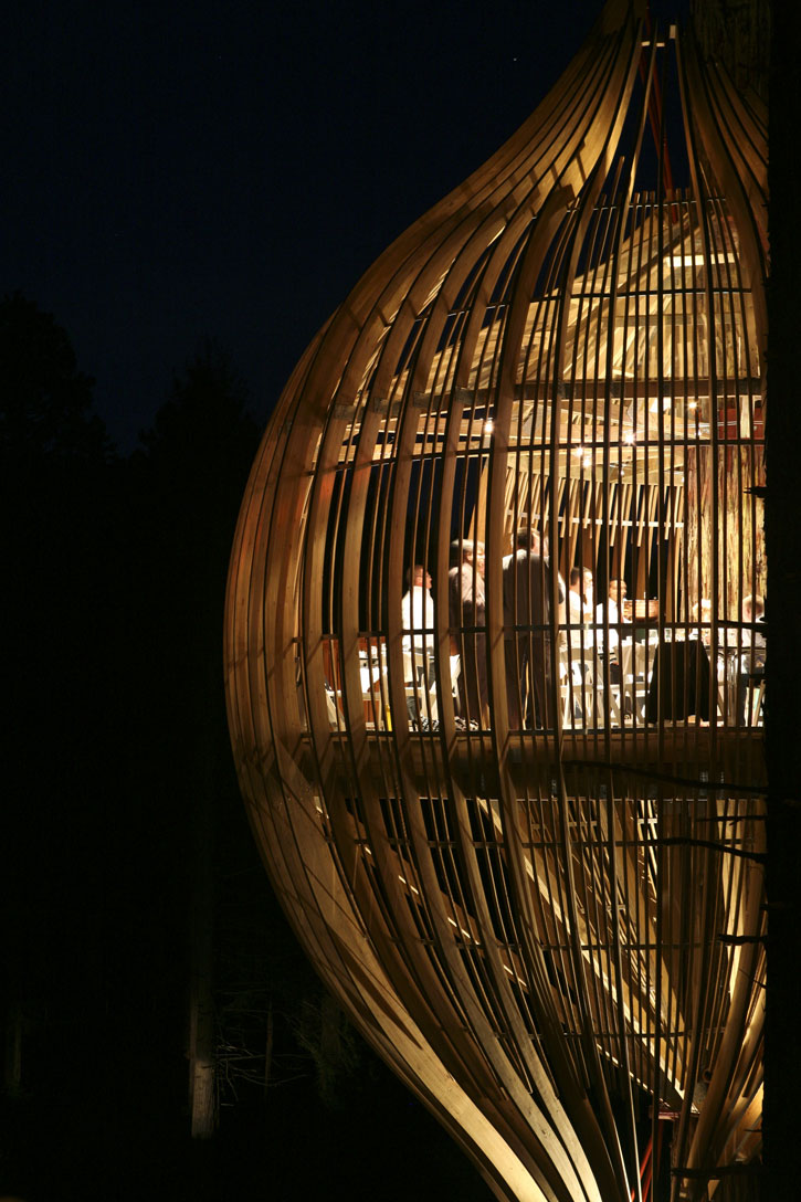 Tree House Architecture Project Control